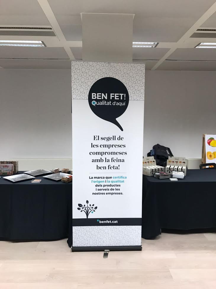 Vols conèixer el projecte BEN FET?