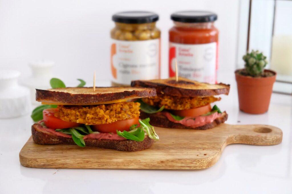 Vols fer-te les teves pròpies hamburgueses vegetals?