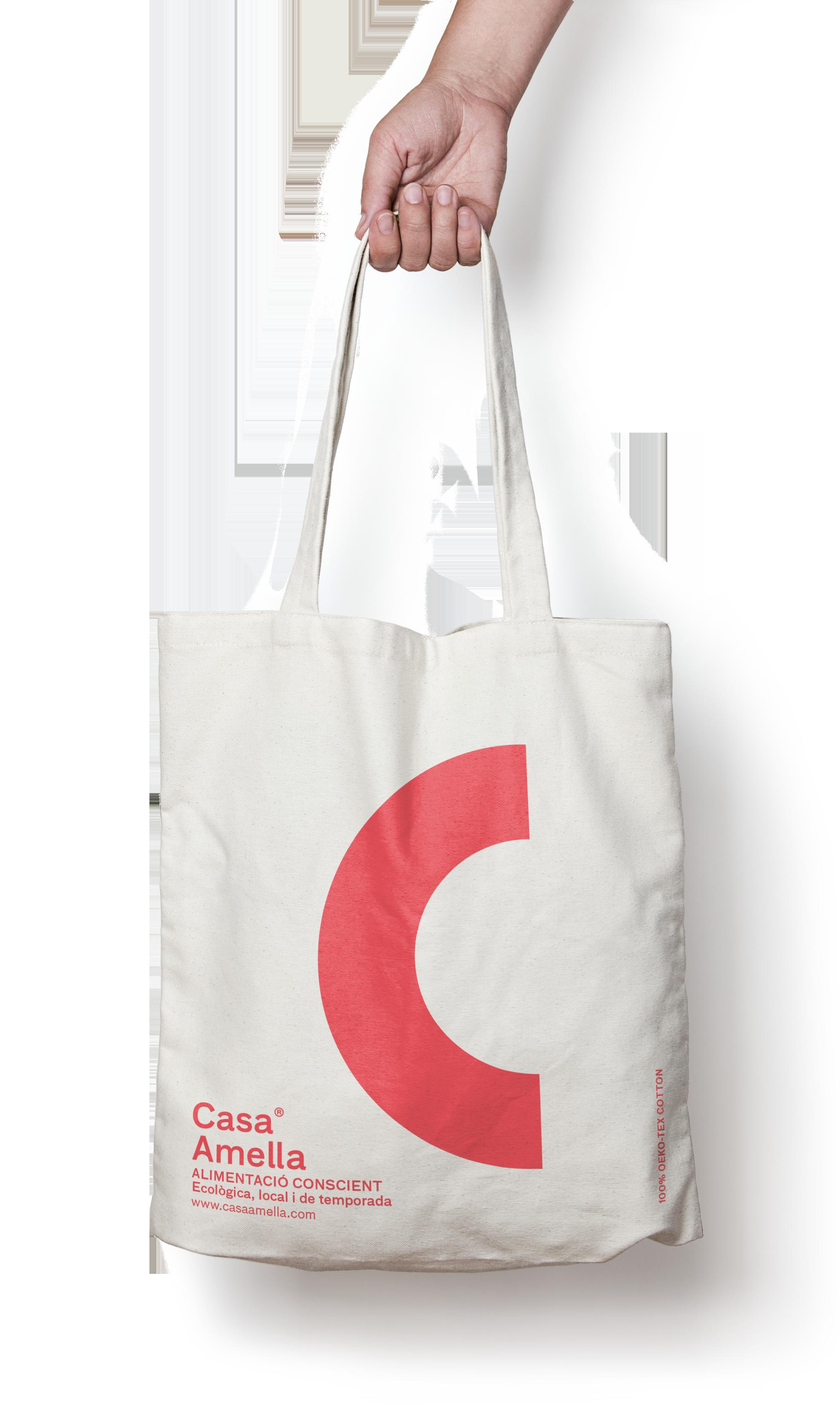 Et regalem… la bossa de cotó sostenible!