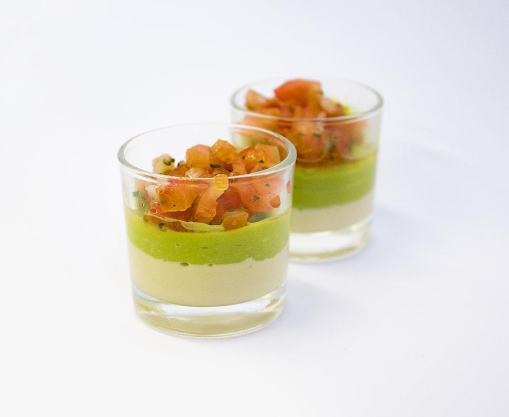 Maionesa de tofu amb guacamole